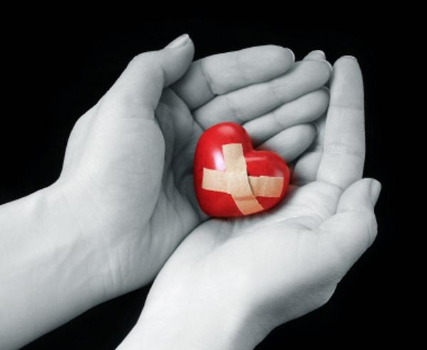 قلب محطم